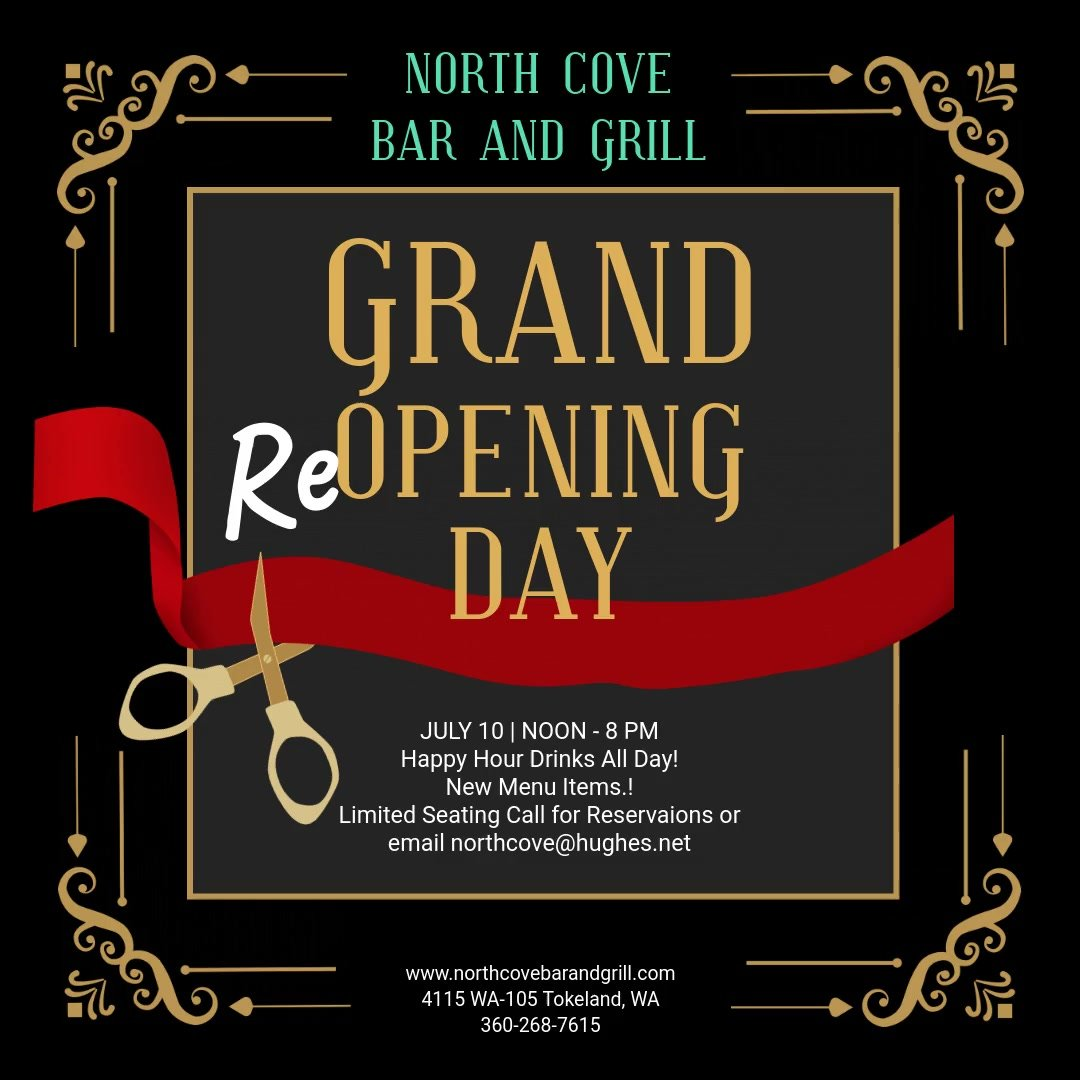 Copy of Grand reopening day